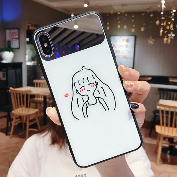 蘋果 iPhone XS MAX XR iPhoneX i8 Plus i7 Plus 男生女生 手機殼 全包邊 保護殼