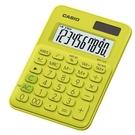 《享亮商城》MS-7UC-YG 綠色 馬卡龍10位計算機 CASIO