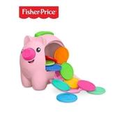 費雪牌 Fisher-Price 可愛震動小豬撲滿【六甲媽咪】