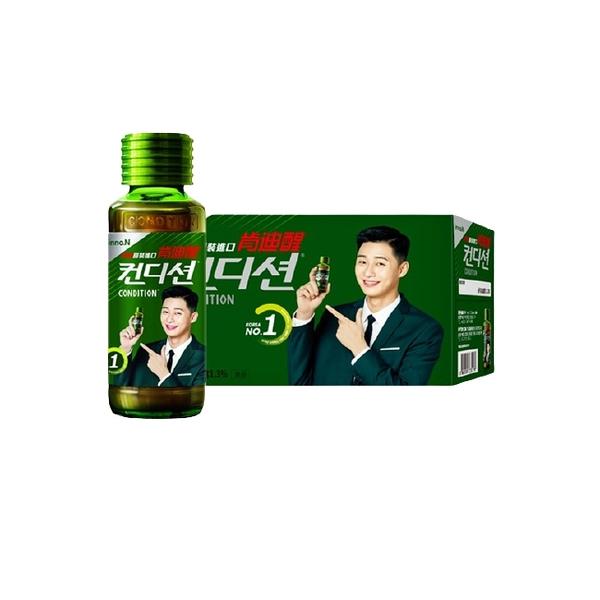 韓國 肯迪醒 飲料 10瓶/盒 【瑞昌藥局】017481 朴敘俊代言