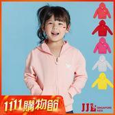 JJLKIDS 女童 寶寶考拉純棉連帽外套(5色)