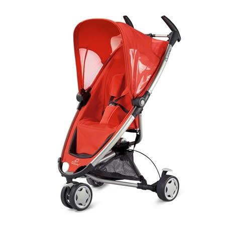 Quinny Zapp 經典3輪嬰兒推車+贈MAXI-COSI CabrioFix 提籃(顏色隨機出貨)[衛立兒生活館]