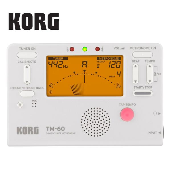 小叮噹的店- 調音器/節拍器 KORG TM-50 TM-60
