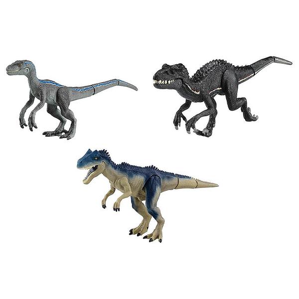 TOMICA多美動物ANIA 侏儸紀世界 最強基因恐龍決戰組_AN17510