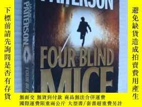 二手書博民逛書店Four罕見Blind Mice 英文原版Y146810 Jam