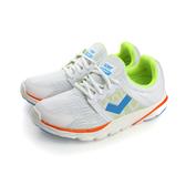 PONY START P 運動鞋 白色綠 女鞋 no215