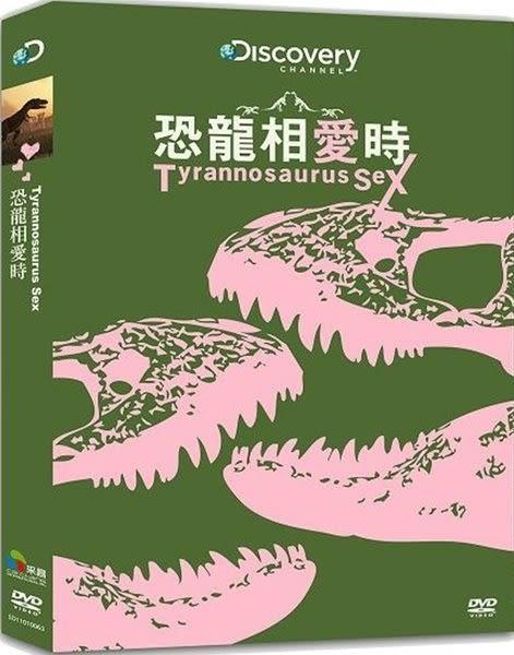 Discovery 恐龍相愛時 DVD (購潮8)