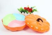 密封帶蓋客廳分格塑料糖果盒過年干果盤家用瓜果盤堅果新年干果盒