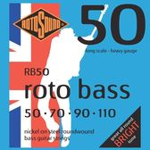小叮噹的店 英國ROTOSOUND RB50 (50-110) 鎳弦 電貝斯弦 旋弦公司貨