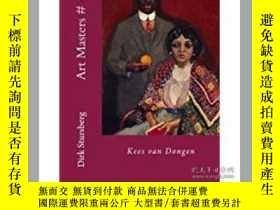 二手書博民逛書店Art罕見Masters # 16: Kees van Dong