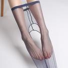 絲襪 開檔0D絲襪情調開襠超薄隱形全透明女情趣無痕性感連體薄款腳尖秋 韓菲兒