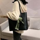 托特包  秋季女包包新款潮大容量單肩包 【免運86折】