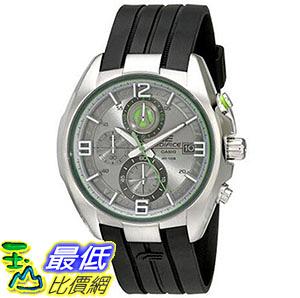 [美國直購] 手錶 Casio Mens EFR-529-7AVCF Edifice Stainless Steel Grey-Dial Chronograph Watch