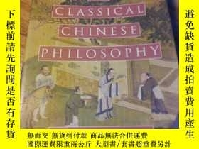 二手書博民逛書店Readings罕見in Classical Chinese P