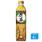 原萃烏龍茶580ml x4【愛買】