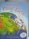 【書寶二手書T1/動植物_YHT】See Inside Planet Earth_Katie Daynes,Peter Allen (ILT)