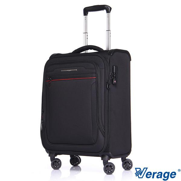 英國 Verage 維麗杰 風格時尚系列登機箱-19吋 (黑)