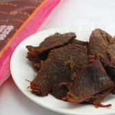 良金高粱牛肉乾辣味(淨重約180g)-金門唯一自牧高粱牛、自製牛肉乾