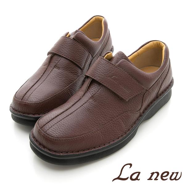 La new 三密度PU氣墊休閒鞋-男208012921
