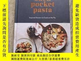 二手書博民逛書店Back罕見Pocket Pasta Inspired Dinners to Cook on tY402140