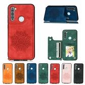 小米 紅米Note8T 紅米Note8 Pro 紅米Note7 磁性曼陀羅 手機殼 掛繩 插卡 磁吸 全包邊 保護殼