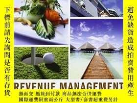 二手書博民逛書店Revenue罕見Management For The Hospitality IndustryY256260