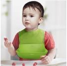 飯兜 Zheart寶寶吃飯圍兜嬰兒童防口水超軟硅膠喂輔食卡特兔小孩圍嘴兜寶貝計畫 上新