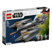 "樂高積木LEGO《 LT75286 》STAR WARS™ 星際大戰系列 - General Grievous""s Starfighter / JOYBUS玩具百貨"