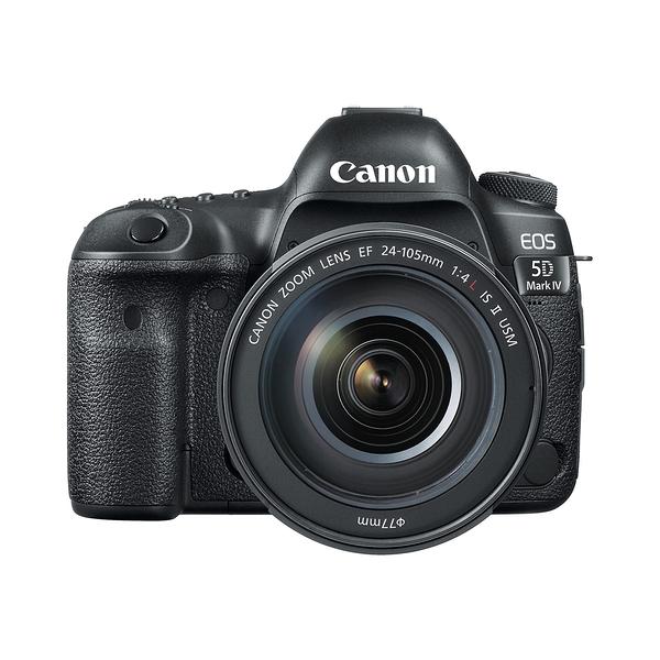 * 限 時 特 價 * Canon EOS 5D Mark IV 5D4 (EF 24-105mm F4L II 單鏡組) 3040萬像素 全片幅 公司貨