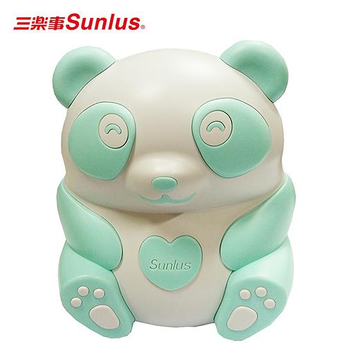 三樂事Sunlus熊貝比電動吸鼻器-藍色