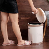 店長推薦★衛生間廚房有蓋辦公室塑料垃圾筒~