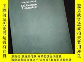 二手書博民逛書店Mainline罕見SKILLS A Teacher's Book (英文)Y16149