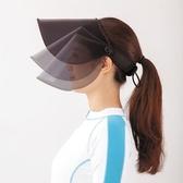 日本 Alphax 可動式涼感防曬降溫 遮陽帽 AQUA抗UV 360度 【JE精品美妝】