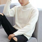 加厚秋冬裝韓版修身中學生百搭打底針織衫線衣潮