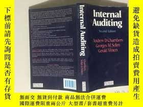 二手書博民逛書店Internal罕見Auditing 內部審計Y245797