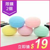 【限購2件】馬卡龍粉撲(1入) 5款可選【小三美日】原價$49