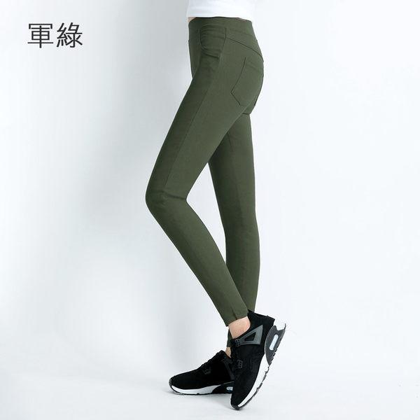 【101原創】涼感輕量特彈顯瘦窄管褲-共6色