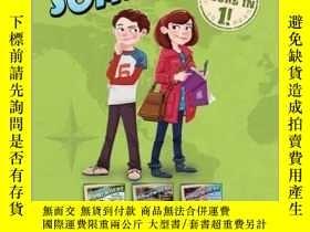 二手書博民逛書店Greetings罕見from Somewhere 3 Books in 1!Y410016 Harper P