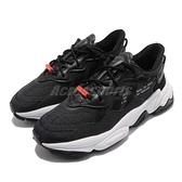 【海外限定】adidas 休閒鞋 Ozweego TR 黑 白 Trail 男鞋 女鞋 愛迪達 戶外底設計 【ACS】 EG8323