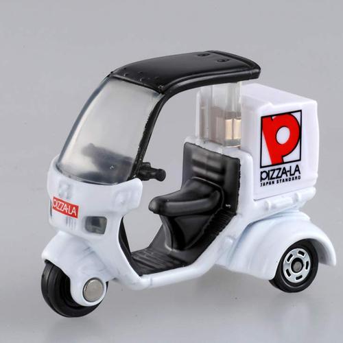 TOMICA 多美小汽車NO.099 本田 PIZZA-LA_TM099A4