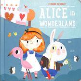 Alice In Wonderland Stories To Touch 愛麗絲夢遊仙境 觸摸精裝書