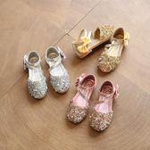 夏公主單鞋 韓版女童學生演出宴會舞鞋 LR1805【VIKI菈菈】