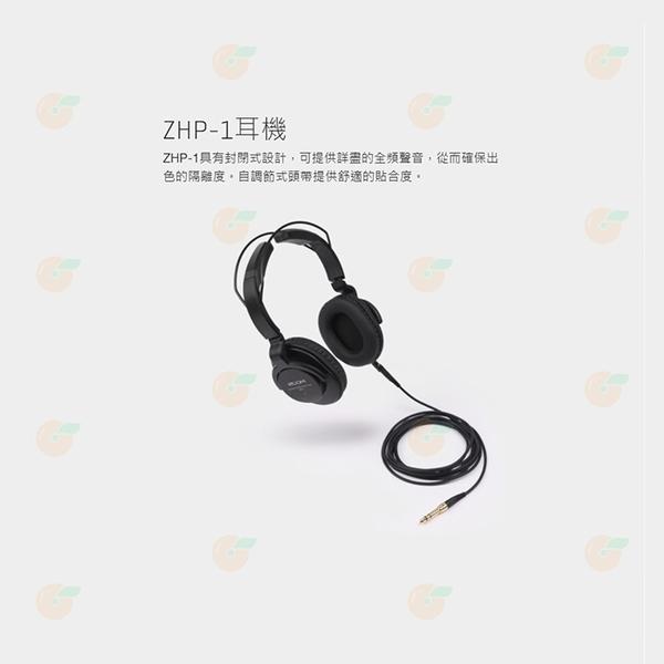 ZOOM ZDM-1 + ZHP-1 + ZTPS-4 Podcast 麥克風包 耳機 腳架 直播 錄音