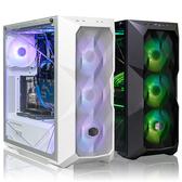 Cooler Master 酷碼 MASTERBOX TD500 MESH ARGB 強化玻璃側板 E-ATX 電腦機殼 (不含ARGB控制器)