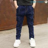 兒童裝男童牛仔褲春秋款單褲長褲洛麗的雜貨鋪
