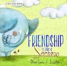 FRIENDSHIP IS LIKE A SEESAW 《主題:友誼》