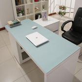 滑鼠墊商務皮革辦公桌墊電腦書桌墊寫字臺滑鼠墊超大防水多色  古梵希