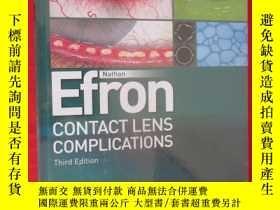 二手書博民逛書店Contact罕見Lens Complications: Exp