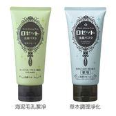日本 ROSETTE 海泥毛孔潔淨/草本調理淨化 洗顏乳(小)25g 2款可選【小三美日】