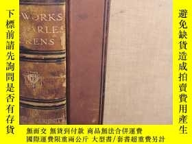 二手書博民逛書店1912年罕見THE OLD CURIOSITY SHOP 和 MASTER HUMPHREY S CLOCK 首